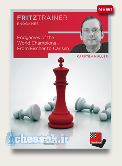 Endgames from Fischer to Carlsen by  Dr. Karsten Müller