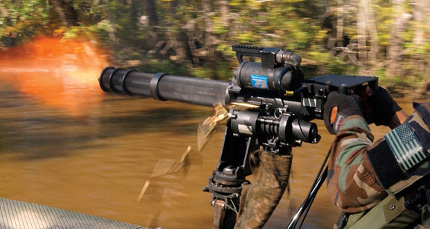 نگاهی تصویری به ۱۰ سلاح مرگبار دنیا + عکس
