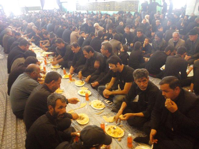 عاشورای حسینی درآبیز