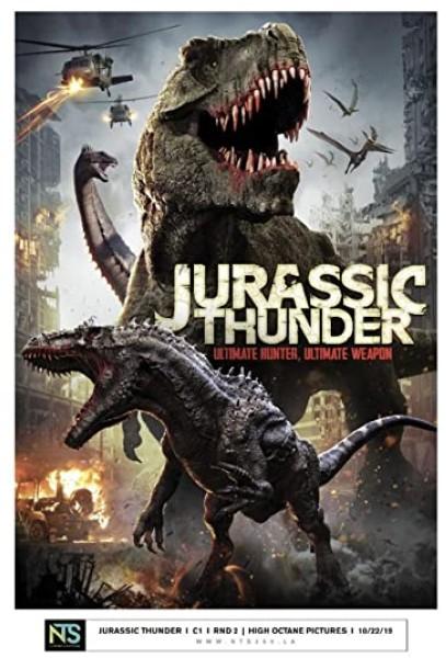 دانلود فیلم Jurassic Thunder 2019