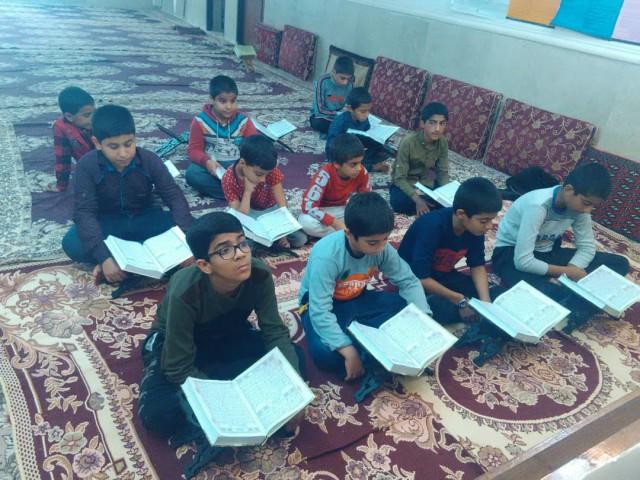 محفل انس با قرآن در خانه قرآن نظرآقا