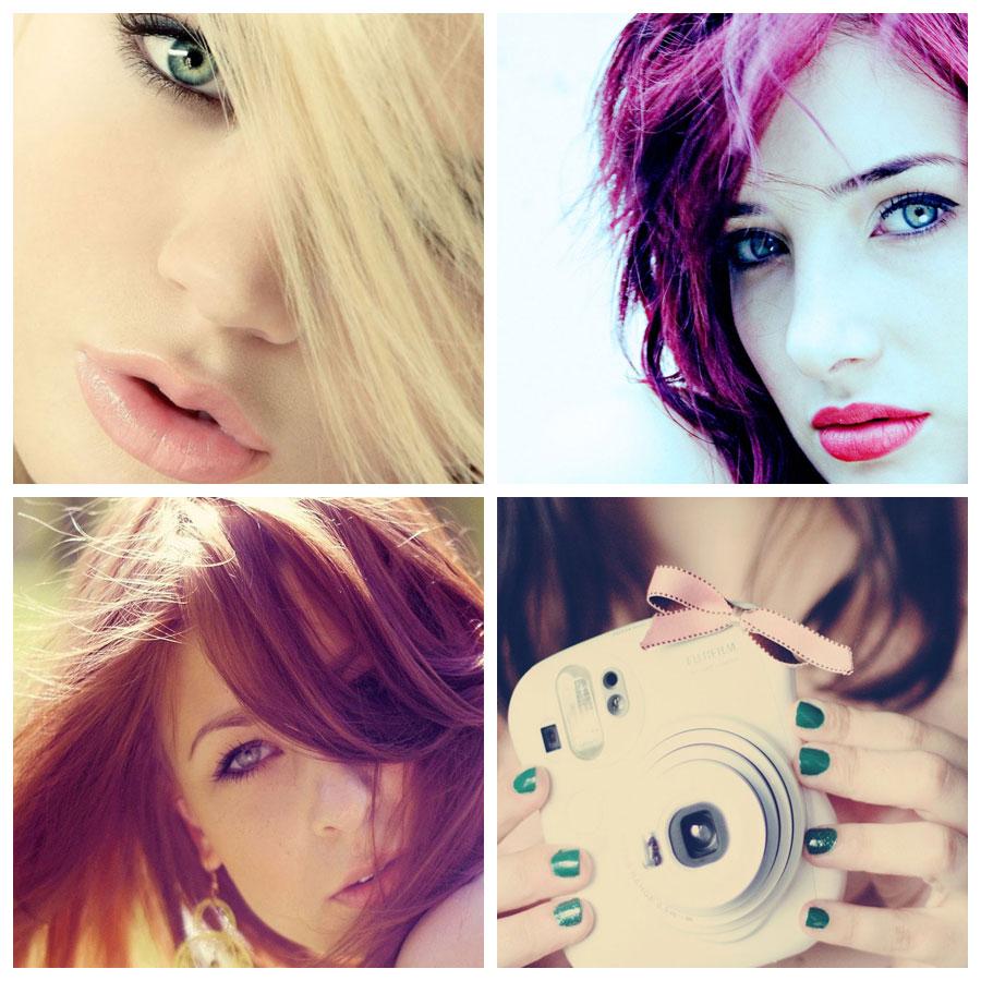 عکس دختر عاشق ؛ سری سه