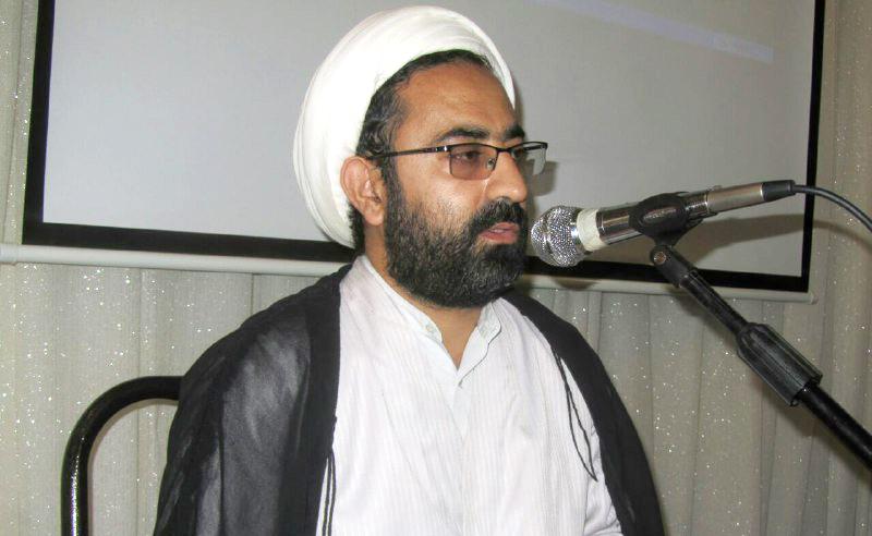 حجت الاسلام عبدلی نماینده ولی فقیه در سپاه شهرستان سلسله