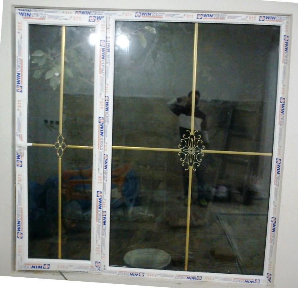 تولید شیشه های دو جداره و سه جداره upvc