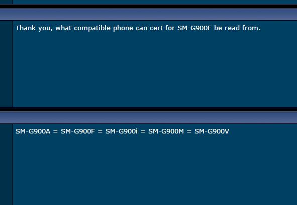 توضیحاتی در مورد فایل cert و QCN در گوشیهای جدید گالکسی _