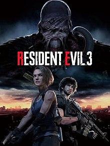 دانلود بازی رزیدنت اویل resident evil 3 پلی استیشن یک ps1