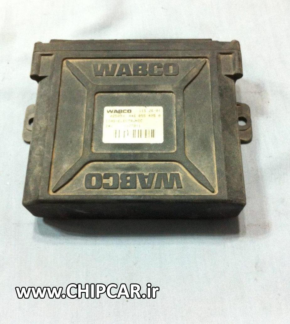 کنترل یونیت ای کاس وابکو WABCO ECAS-ELECTRONIC 24V