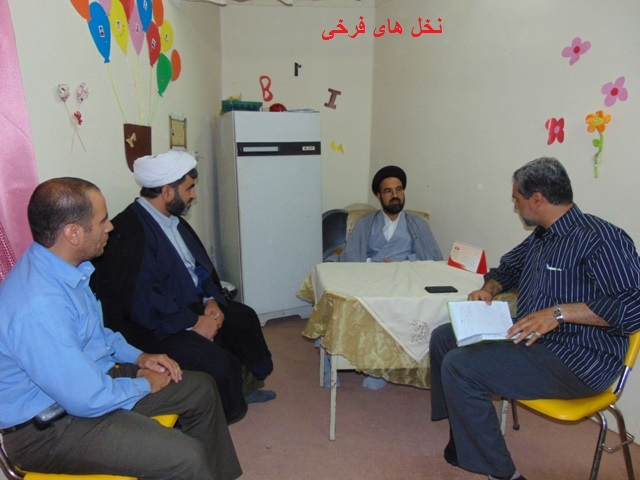 با ستارگان آسمان علم و دانش شهر فرخی (6) حجه الاسلام والمسلمین دکتر سید حسن قاضوی 286c dsc06026
