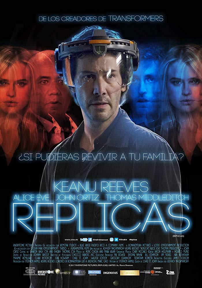 فیلم  Replicas 2018