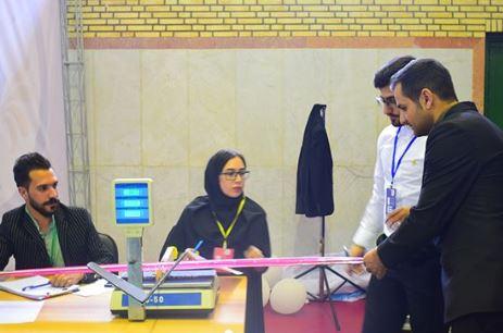 مسابقات ملی فناوری و هوافضای جام پایتخت طبیعت در محل دانشگاه یاسوج
