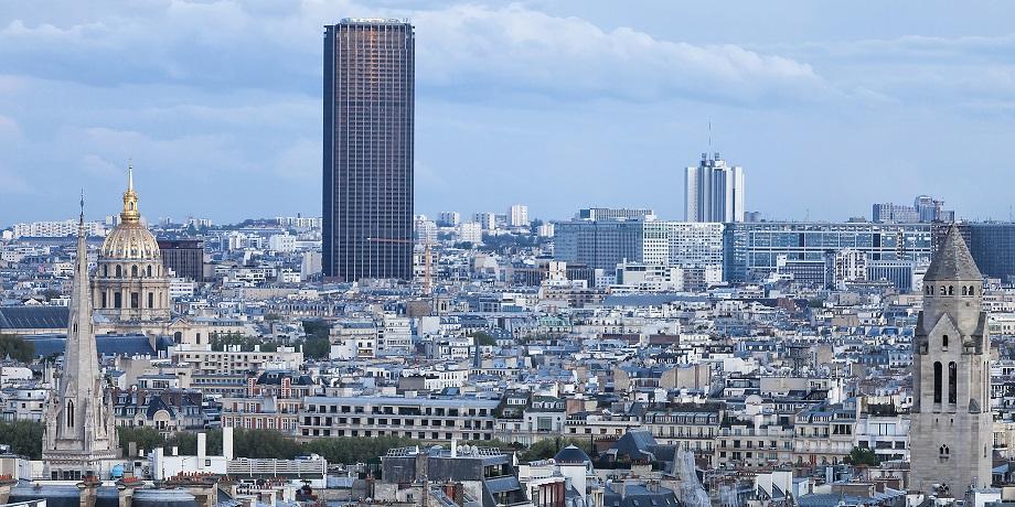 برج مون پارناس فرانسه