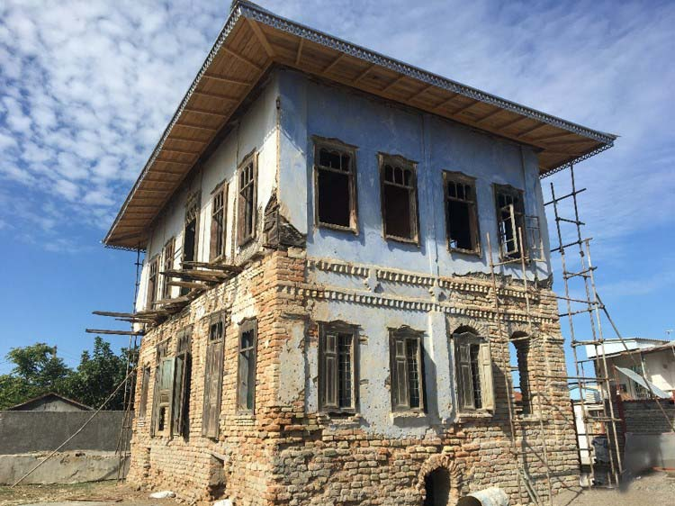 مرمت 12 پروژه میراث فرهنگی استان گلستان با قریب به 9 میلیارد ریال اعتبار