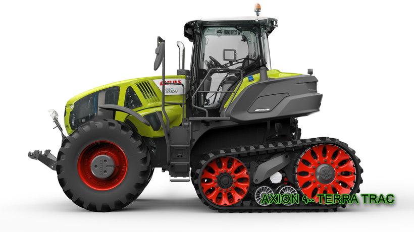 کاتالوگ کامل ماشین های کشاورزی برگزیده جهان