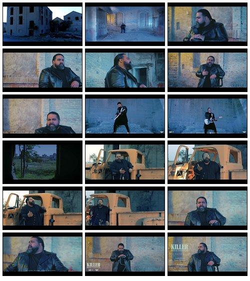 دانلود موزیک ویدئوی جدید رضا صادقی به نام قاتل