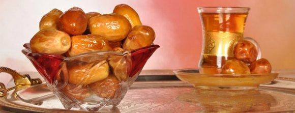 مصرف خرما در ماه رمضان