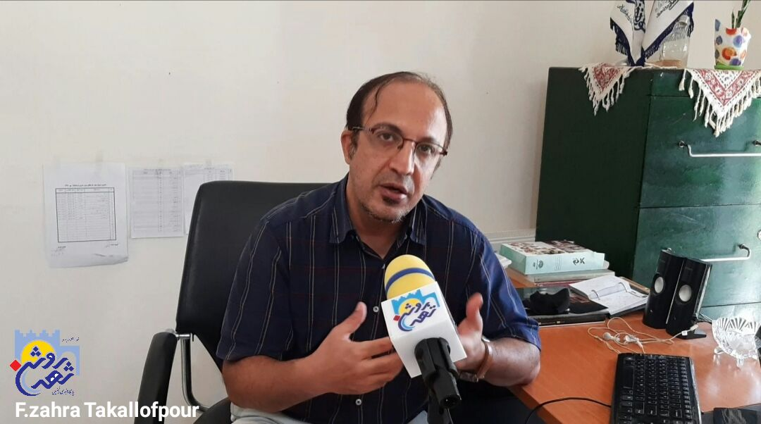"""تهیه و پخش اشعار آیینی """"نوای عشق"""" در سیمرغ کرمانشاه"""