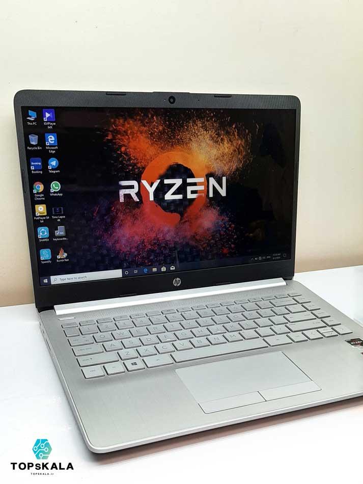 خرید لپ تاپ استوک اچ پی مدل HP ZBOOK 17 G6 با مشخصات AMD Ryzen 5 3500U - AMD Radeon RX VEGA 8 دارای مهلت تست و گارانتی رایگان/ محصول HP سال 2018