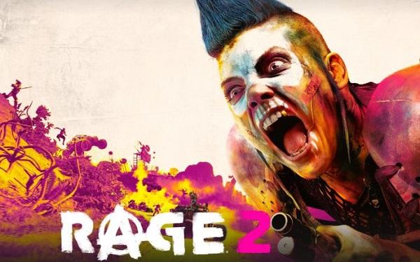 با اطلاعات و تصاویری جدید از عنوان Rage 2 همراه باشید