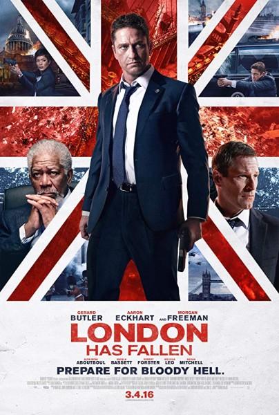 دانلود فیلم London Has Fallen 2016