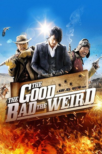 دانلود فیلم The Good the Bad the Weird 2008