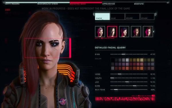 در شخصیت سازی Cyberpunk 2077 با مجدودیت جنسیت روبرو نیستید