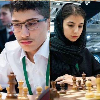اعلام تازه ترین رده بندی فدراسیون جهانی شطرنج