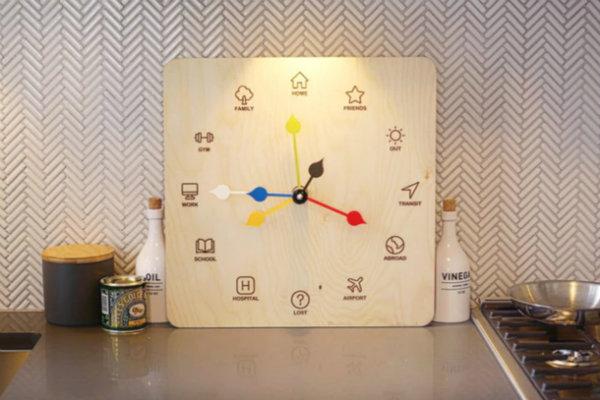 ساعت هوشمند Eta Clock را بیشتر بشناسیم