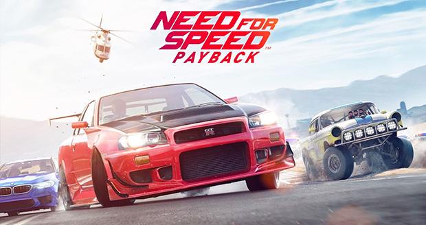 سیستم مورد نیاز بازی Need For Speed Payback + سیستم پیشنهادی