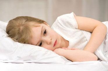 ارتباط ساعت خواب و افسردگی در کودکان