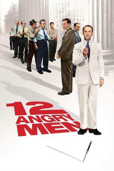 دانلود فیلم 12 Angry Men 1957