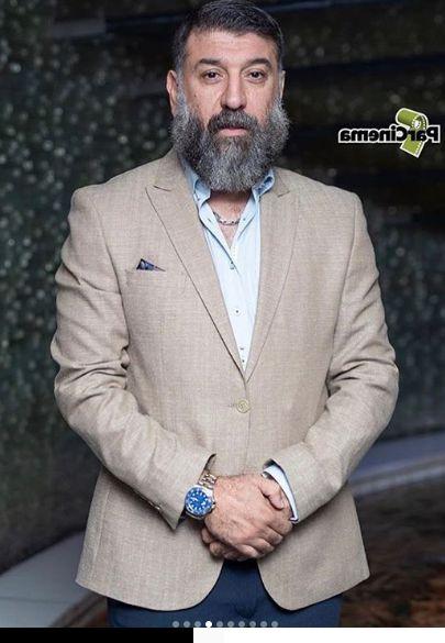 علی انصاریان و مهران مدیری