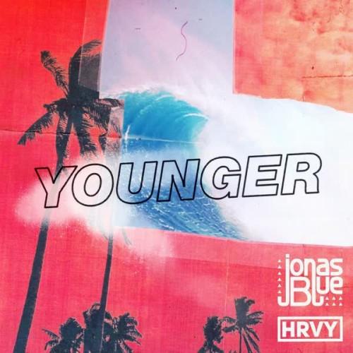 دانلود آهنگ Jonas Blue Ft HRVY به نام Younger