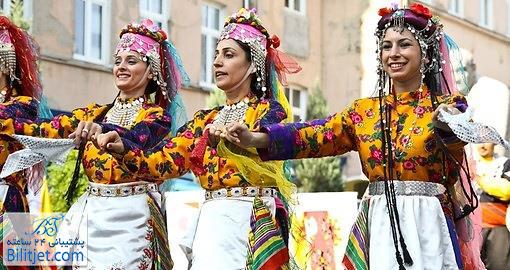 فستیوال های مشهور ترکیه