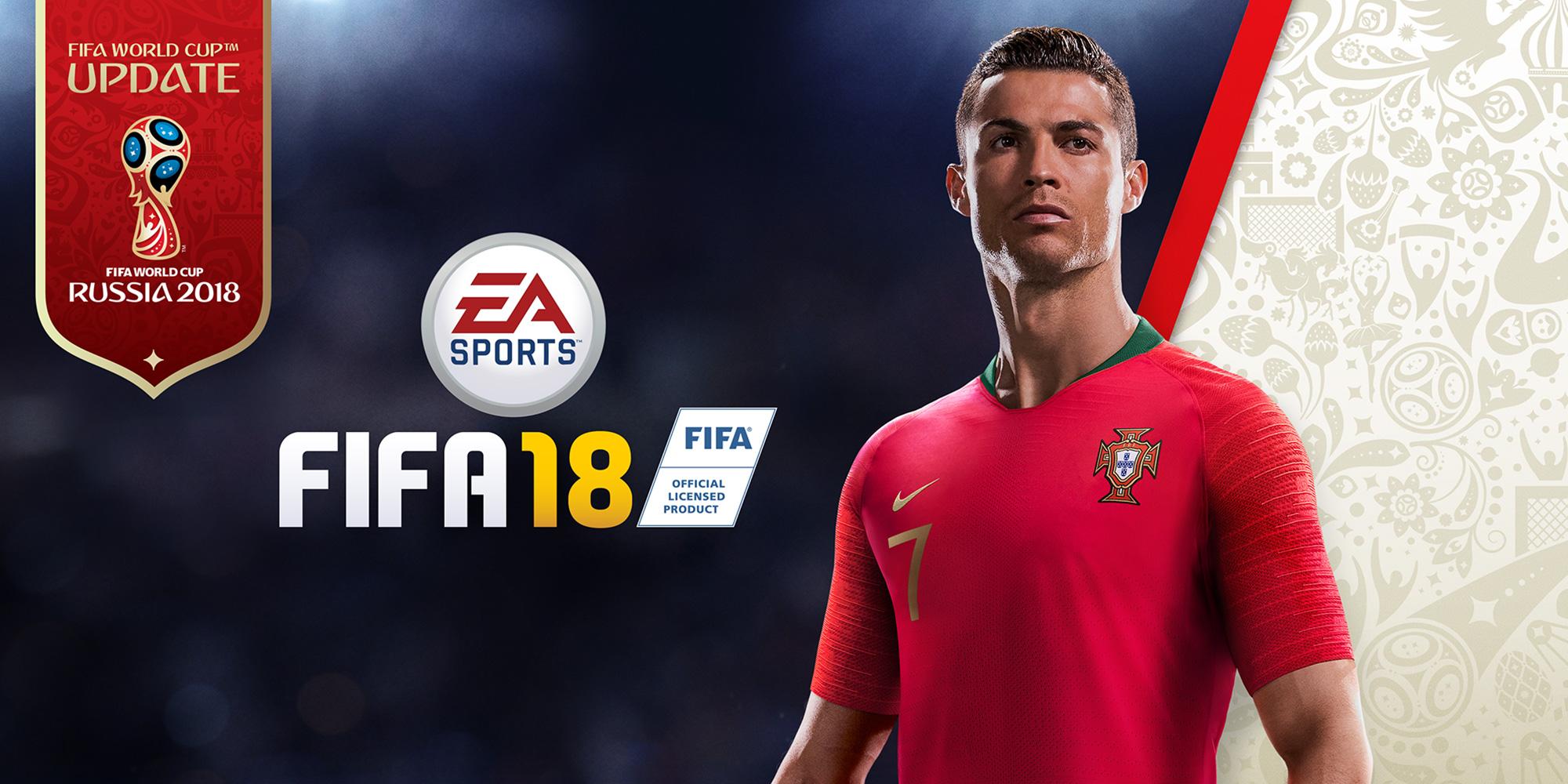 گیم پلی بازی FIFA World Cup 2018