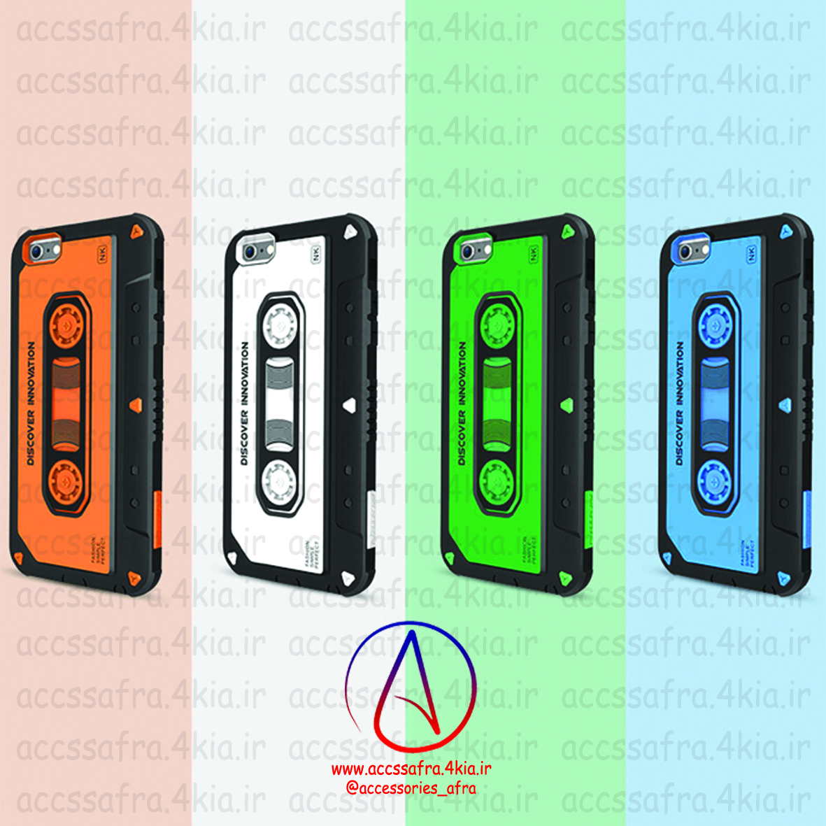 قاب محافظ نیلکین آیفون Nillkin Music Protective Case iPhone 6 Plus/ 6S Plus