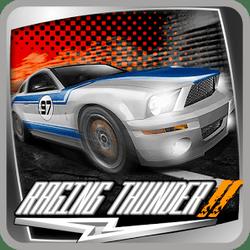 دانلود Raging Thunder 2 HD v1.0.17 - بازی رانندگی مسابقات سرعت 2 اندروید + مود