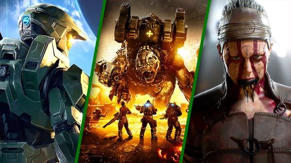 تمامی عناوین انحصاریای که تاکنون برای Xbox Series X تایید شدند + تصویر