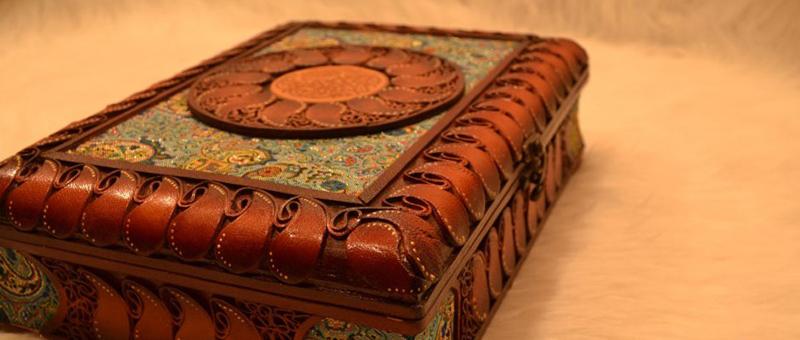 هدایا تبلیغاتی قرآن نفیس