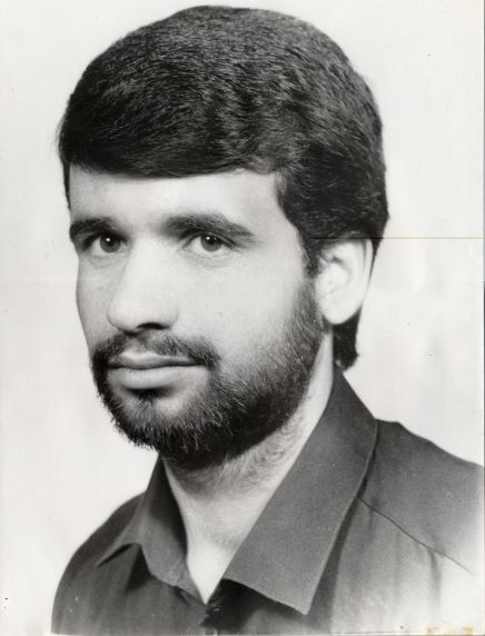 جانباز سرافراز محمدرضا محمدیوسفی چوبینی