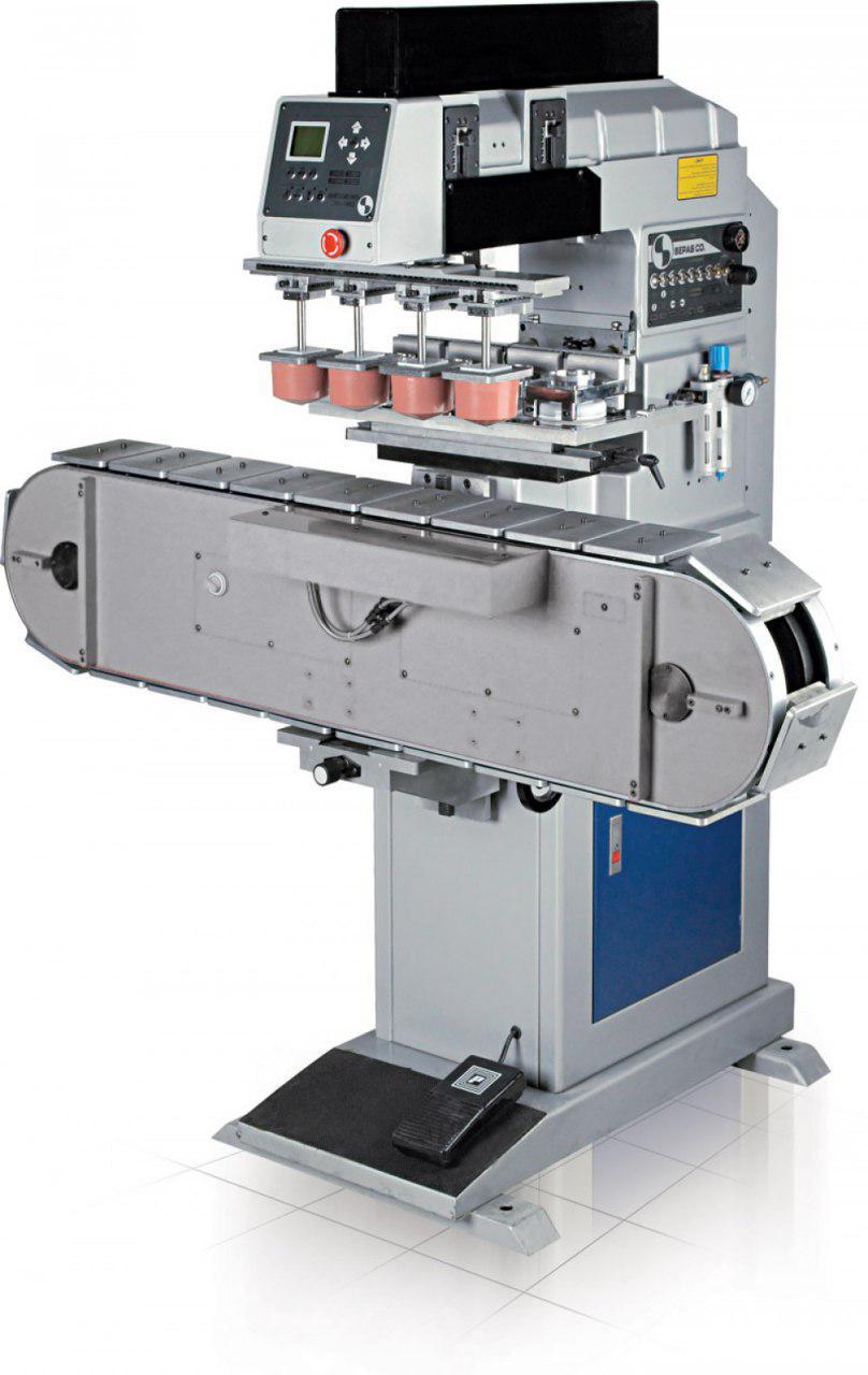 دستگاه چاپ تامپو