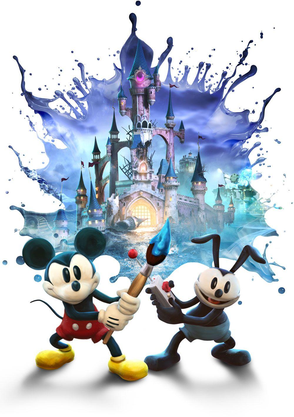 دانلود بازی Epic Mickey 2: The Power of Two برای PC
