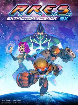دانلود بازی A.R.E.S Extinction Agenda EX برای PC