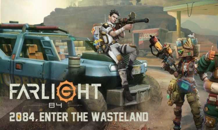 بازی Farlight 84