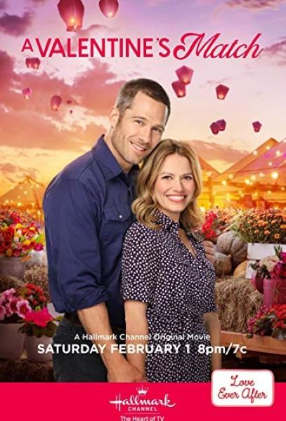 دانلود فیلم A Valentine's Match 2020