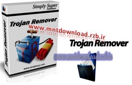 حذف قدرتمند تروجان ها Trojan Remover 6.8.4.2608