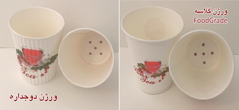 لیوان کاغذی جام جم - مطالب فروش استروك لیوان كاغذیلیست قیمت لیوان كاغذی دوجداره جام جم