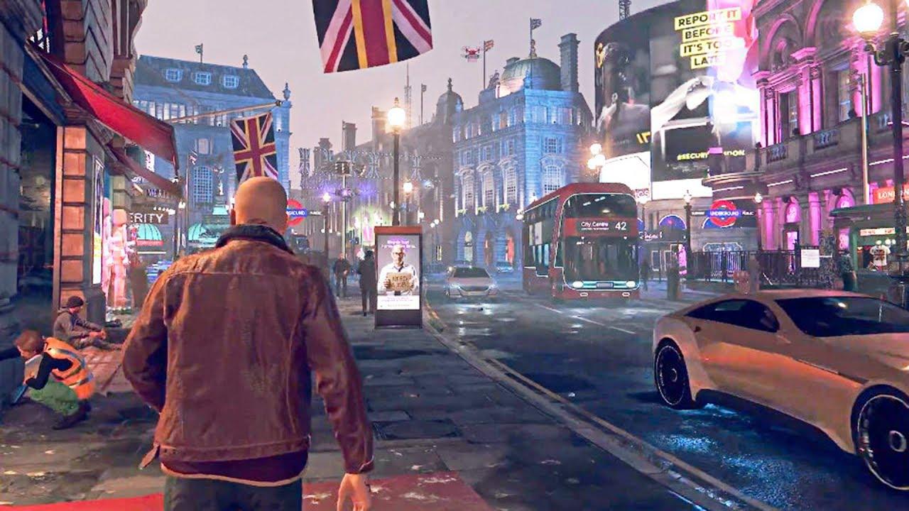 Ubisoft Forward | تماشا کنید: تریلری 8 دقیقهای از گیمپلی Watch Dogs Legions منتشر شد