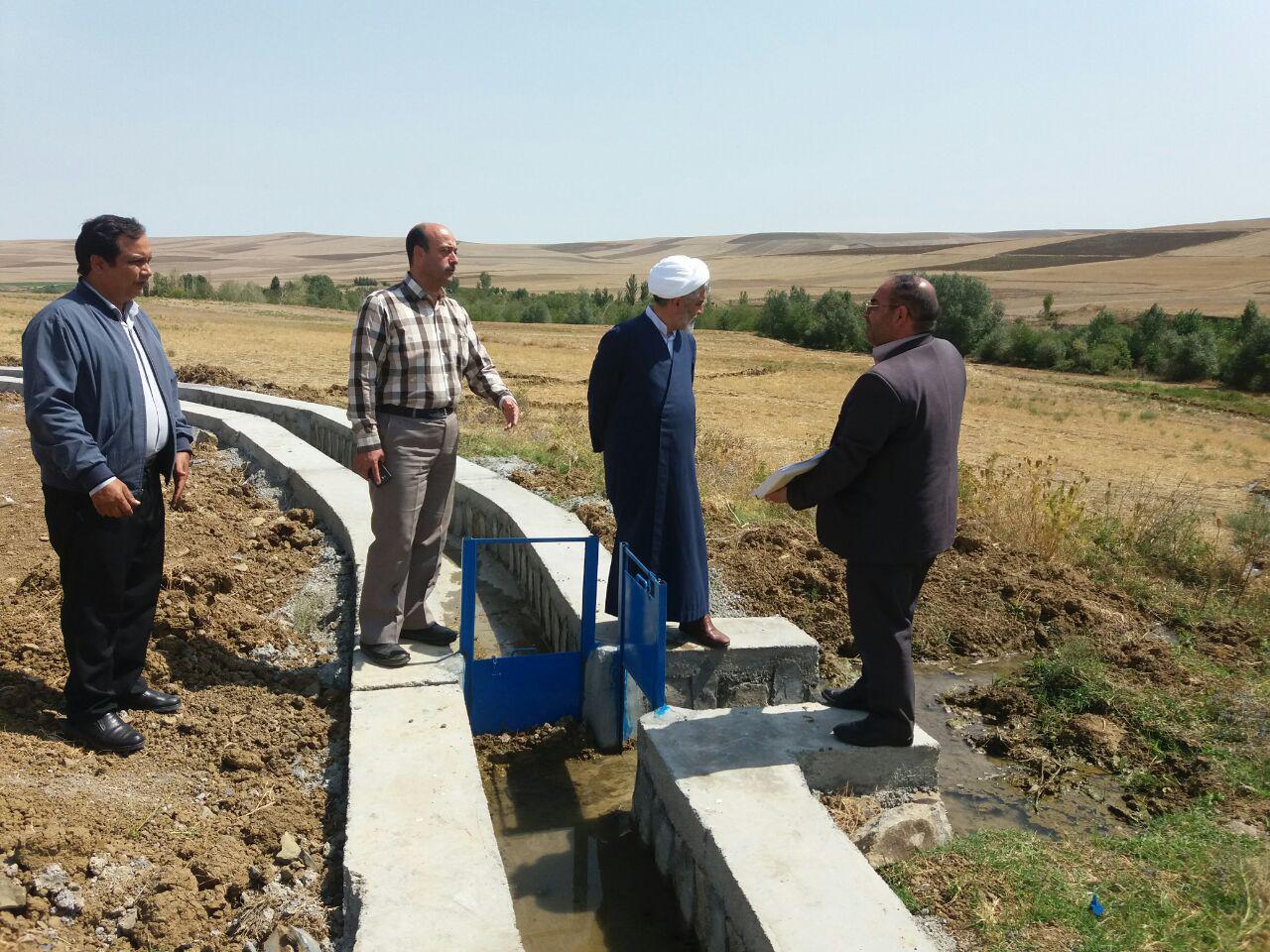 گرمی کانون توجه مسولین ارشد جهاد کشاورزی استان اردبیل