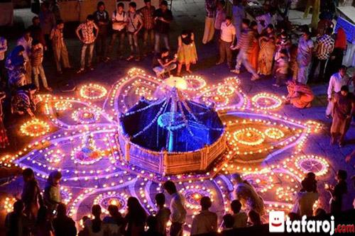 سفر به هند، جشن دیوالی