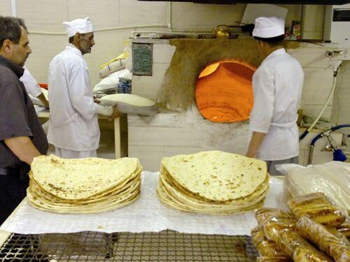 ساعت کاری نانوایان کرمانشاه در ماه مبارک رمضان اعلام شد